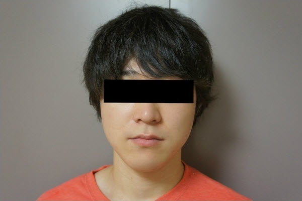A Japanese young man who created a girlfriend out of his shower head.