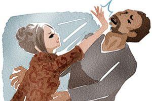 Self-defense tips for girls/women.