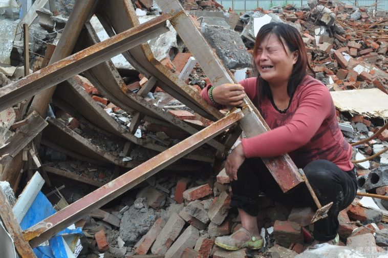 A couple in Henan, China were abducted from their home in the middle of the night. When they returned, their home was already demolished into a pile of rubble.