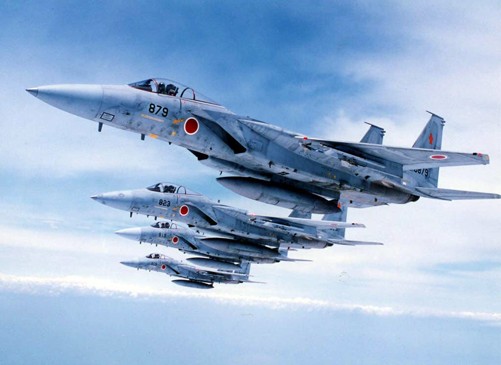 Japanese Fighter Jets Enter Chinese Air Defense Zone ...