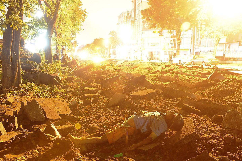 kaohsiung gas explosion essay