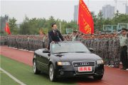chinese-principle-in-black-audi-inspects-students-in-military-parade-01