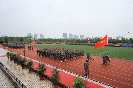 chinese-principle-in-black-audi-inspects-students-in-military-parade-03