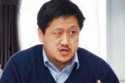 Controversial PKU professor Kong Qingdong.