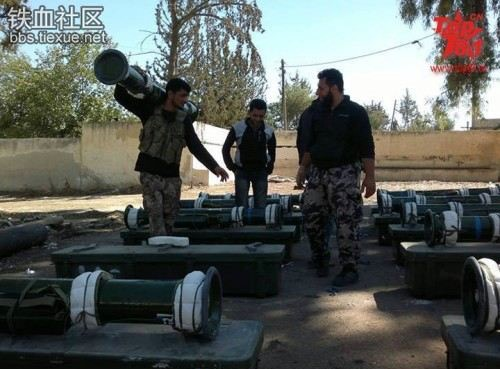 Chinese-Weapons-Used-by-ISIS-Hamas-and-Other-Rebel-Groups-16