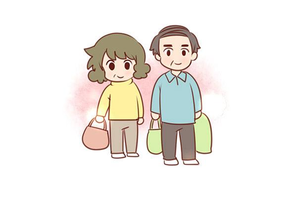 GreatAnny's parents visit he