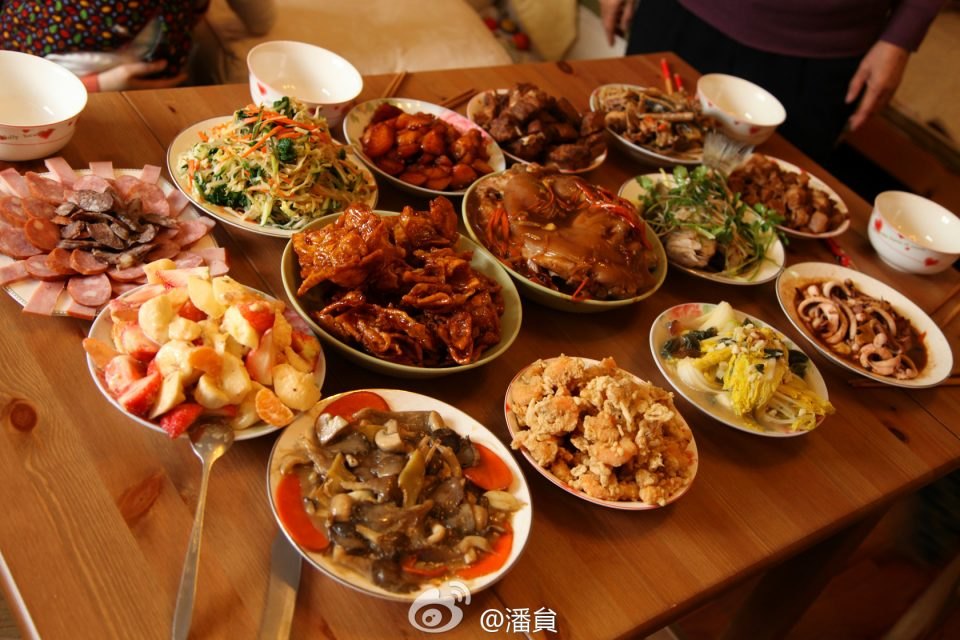 traditional foods for chinese festival