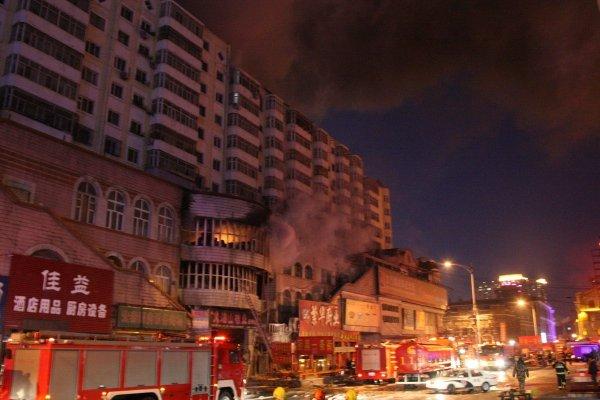 harbin-warehouse-fire-firefighters-dead-missing-c