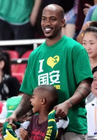 Basketball Stephon Marbury Gets Chinese Green Card