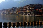Fenghuang Ancient City Makes Ad Imploring Visitors to Buy Tickets