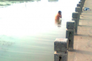 Government Official Caught Swimming During Work, Nude