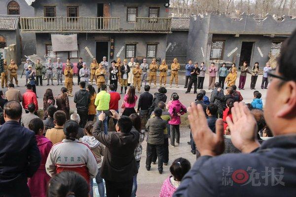 Red-Tourism-and-Sino-Japanese-War-Reenactors-07