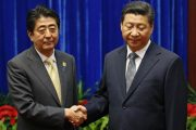 China rebuts Japan's plea for atom bomb victim visit