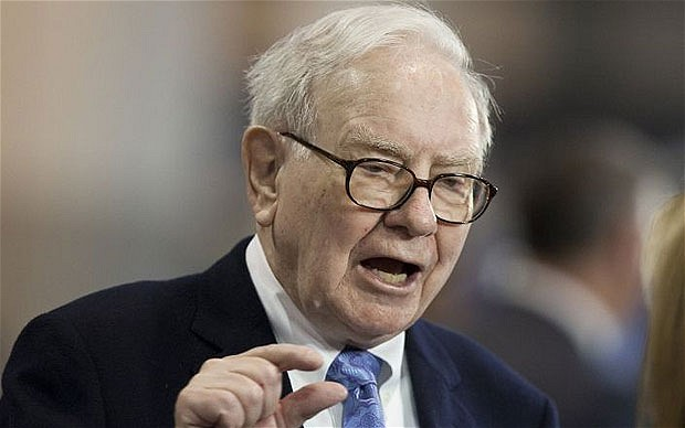 Chinese Investors Flock to Omaha to Hear Warren Buffet Speak