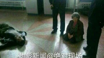 Heilongjiang train station shooting