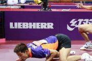 Ping-Pong Star Zhang Jike's Pose Goes Viral, Netizens Imitate