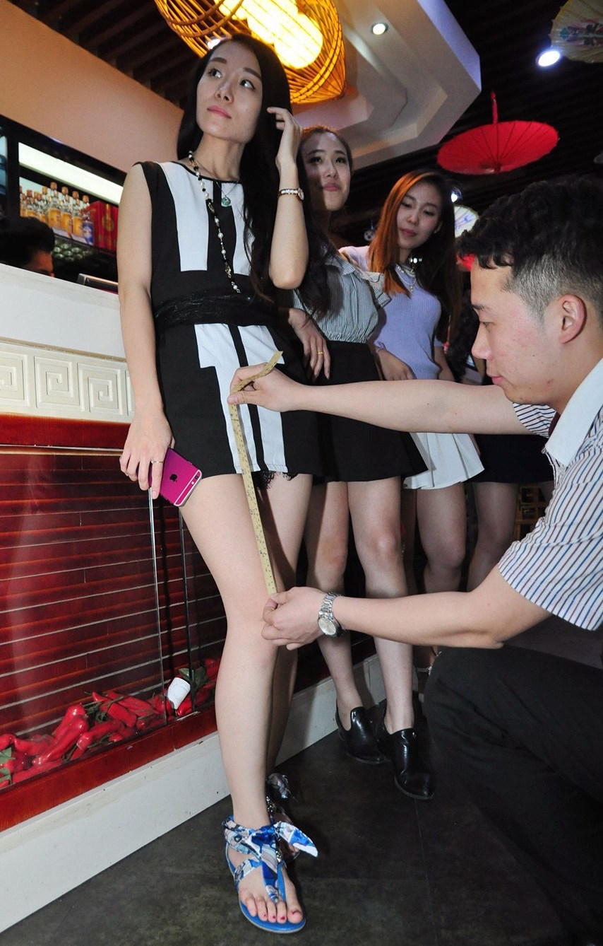 Restaurant Resorts to Mini-Skirt Discount to Promote Sales