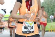 Taiwanese Star Selena Runs Marathon, Reveals Scarred body