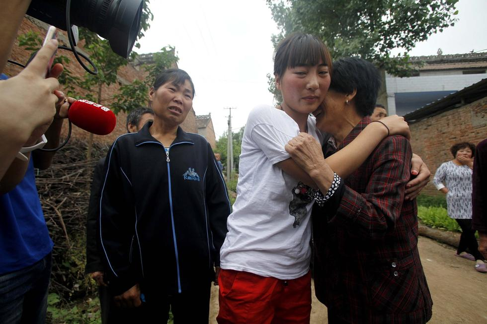Adopted Shanxi Woman Finds Biological Parents