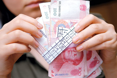 China's National Bureau of Statistics Releases Average Salary Data