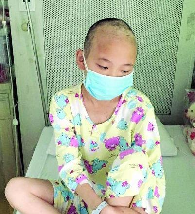 Company Donates to Girl With Leukemia, Wants Money Back
