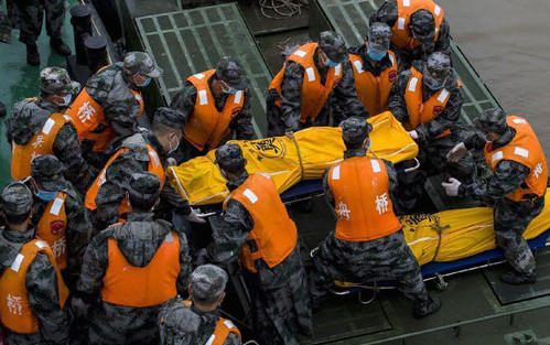 Japanese Prime Minister Offers Aid Over Yangtze Disaster