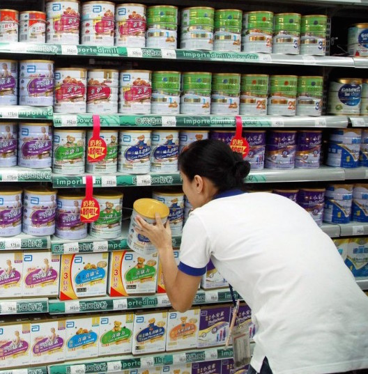 Ministry of Agriculture Claims Chinese Milk Has Improved
