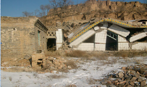 Shanxi Villages In Literal Collapse, But Moving Is Pricey