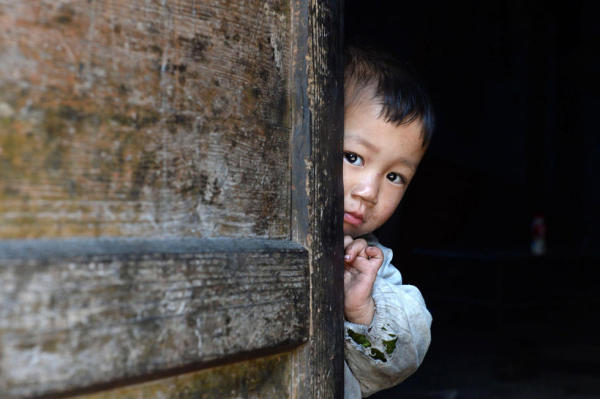 Statistics_On_China's_Rural_Poor_Spur_Charity