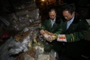 """Zombie Meat"" Being Sold to Restaurants for 17RMB Per Ton"