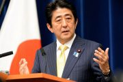 "Abe's WWII Talk Requested To Include Key Word ""Sorry"""