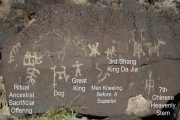 Ancient Chinese Characters Found Inscribed On American Rocks
