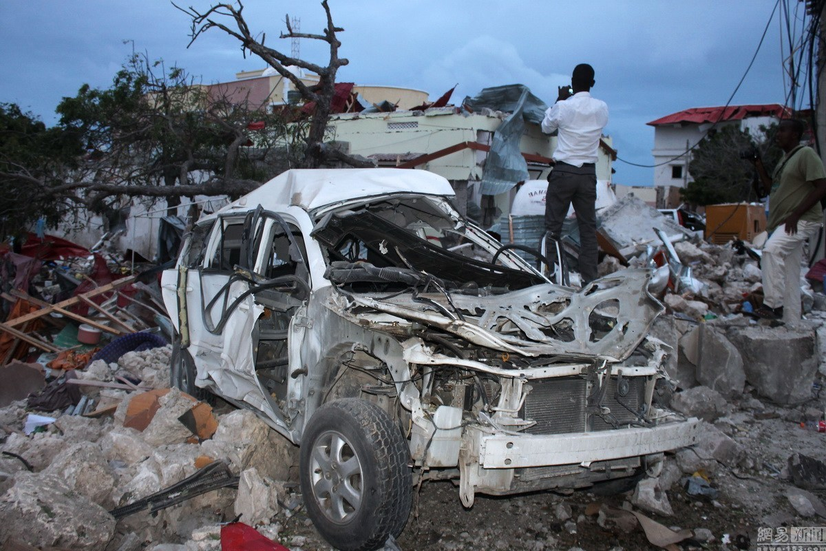 Chinese Diplomat Killed In Somalian Suicide Bomb Attack