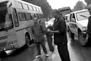 Fake Monks Prevent Police Inspection of Pulled-Over Coach