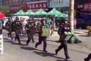 """Shenyang Police Shoot and Kill 3 Xinjiang """"Terrorists"""" , Arrest 1"""