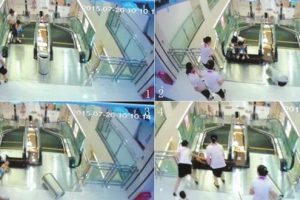 Woman Dies After Getting Sucked Into Machinery of Broken Escalator