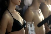 12-Year-Old Girl Wears Bikini In Modelling Contest
