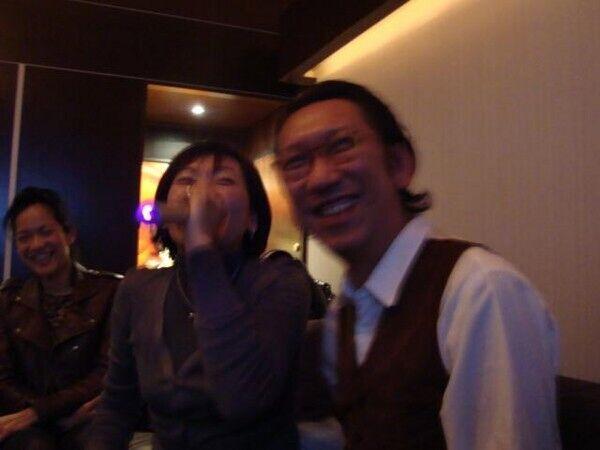 Abe's Drunken Wife Kisses Rock Star At VIP Bar