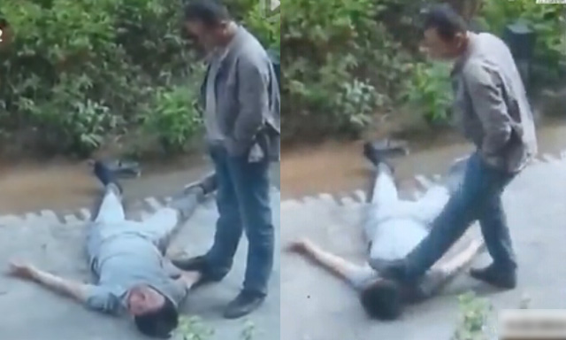 Man Kicked to Death in Broad Daylight by Drunken Workmate
