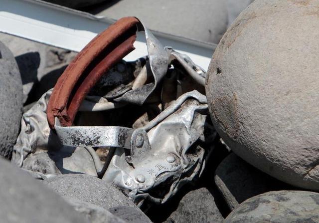 Netizens Downplay Suspected MH370 Debris With Hanzi