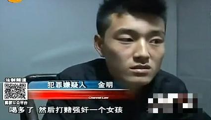 Taiyuan Man Attempts Rape, Thinks Self Handsome