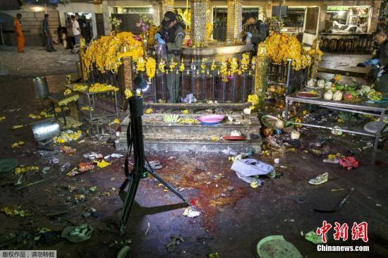 Three Chinese Amongst Those Killed In Bangkok Explosion