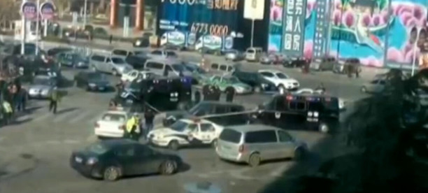 Gun Battle Occurs on the Streets of Changde
