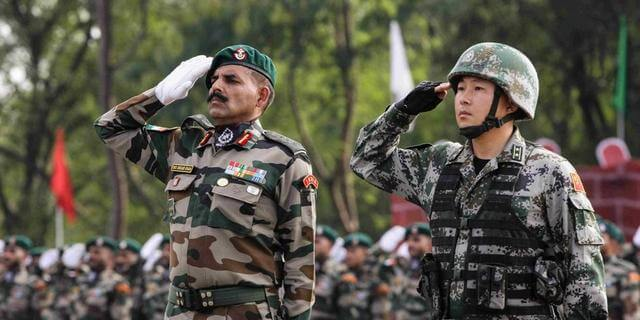 India Demolishes Chinese Watch-House At Border
