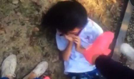 Teenage Girl Beaten And Molested By Fellow Students